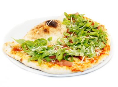 media luna pizza